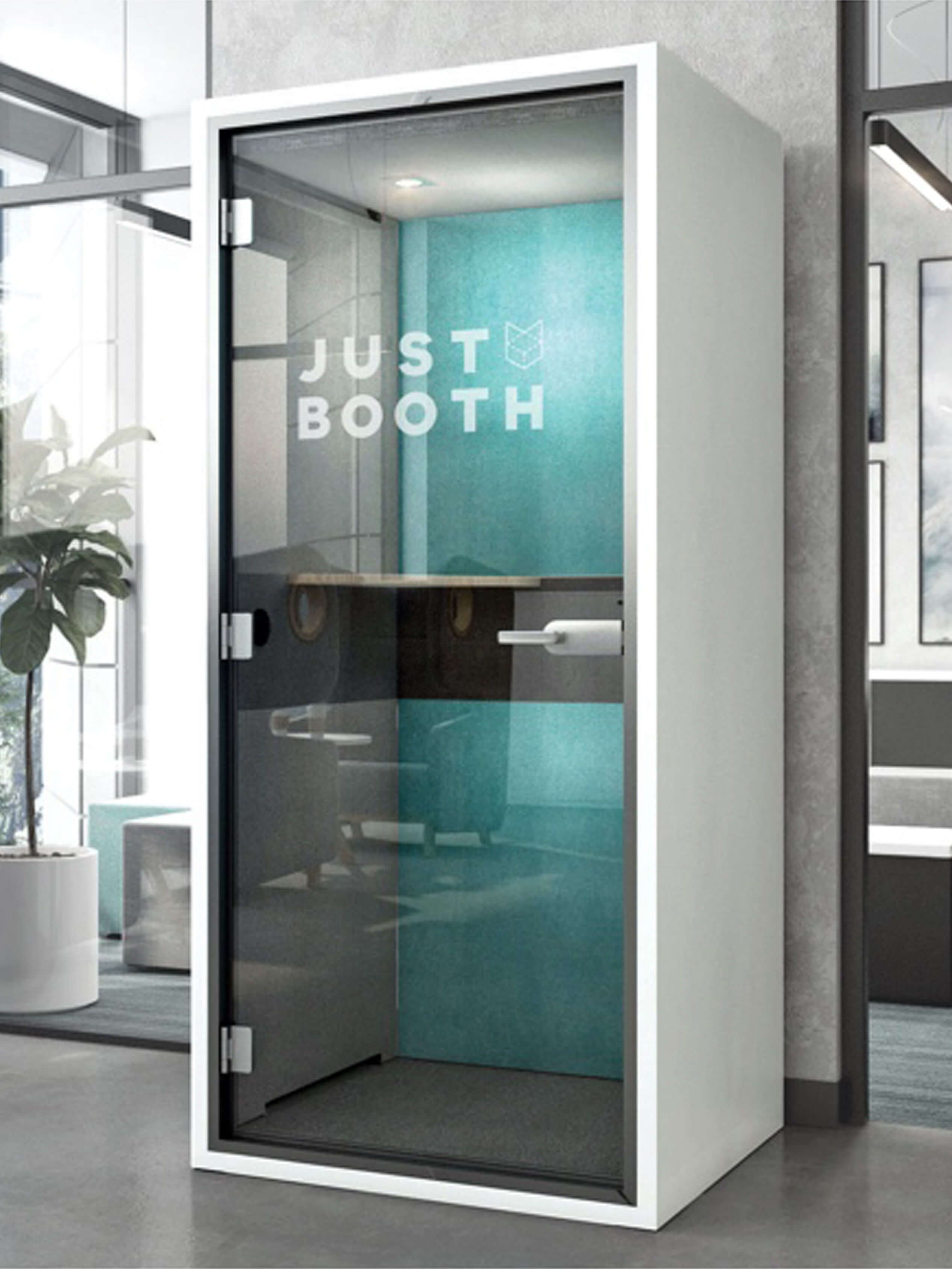 justbooth in aktion